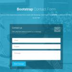 Создание форм на Bootstrap3
