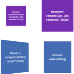 Трансформации в CSS