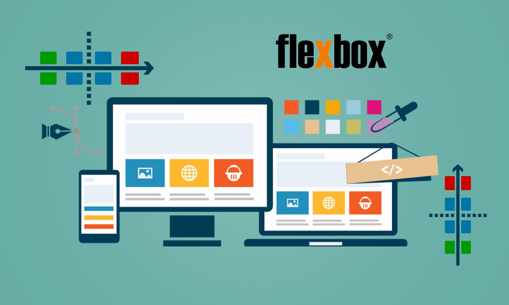 Верстка на flexbox