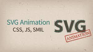 как создать svg анимацию