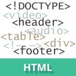 Семейства элементов HTML5