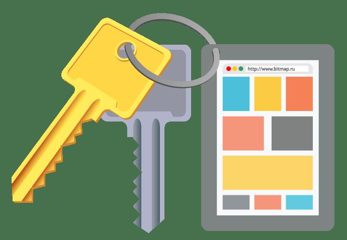 разработка сайта под ключ
