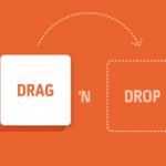 Мышь: Drag'n'Drop расширенные возможности