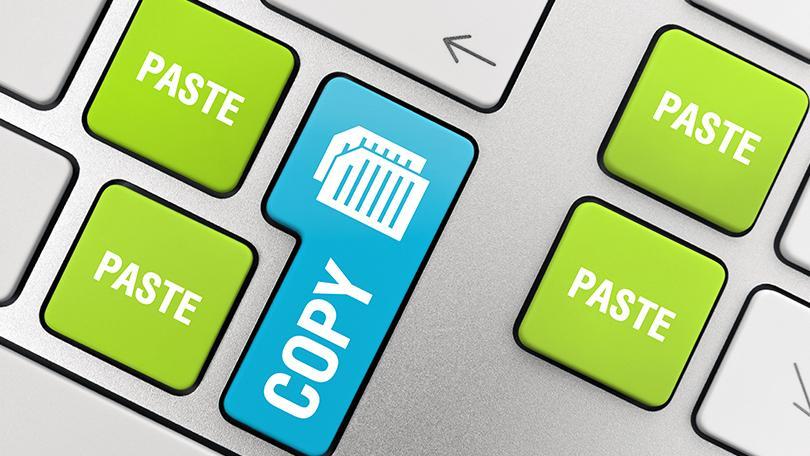События input, copy, paste, change