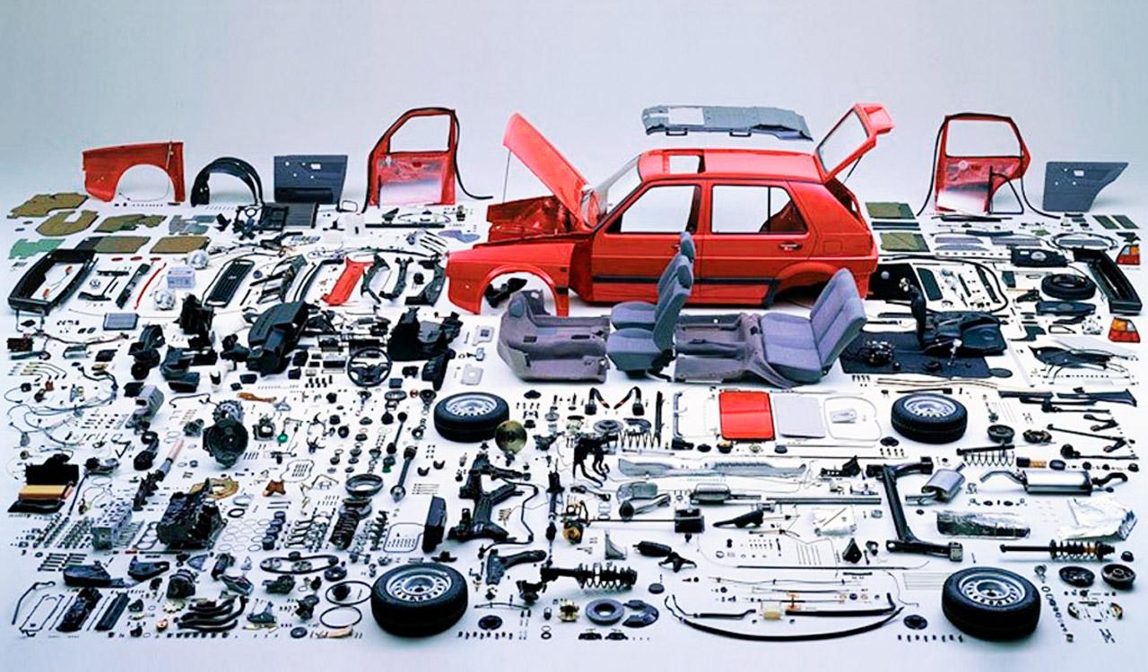 Создание магазина автозапчастей