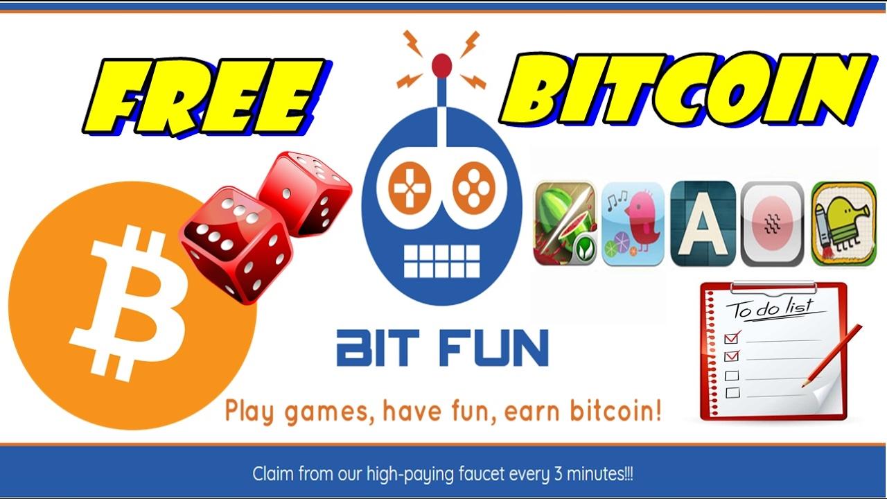 Bitfun кран для заработка биткоинов